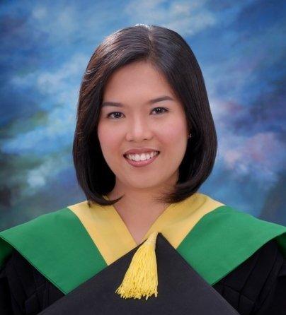 Proud graduate - BS Accountancy, Cum Laude